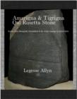 Amarigna & Tigrigna Qal Rosetta Stone